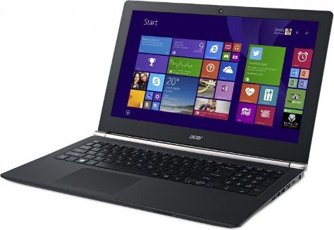 Test Acer Aspire VN7-571G