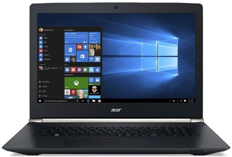 Test Acer Aspire VN7-792G