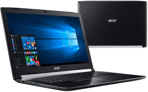 Nowy Acer Aspire 7
