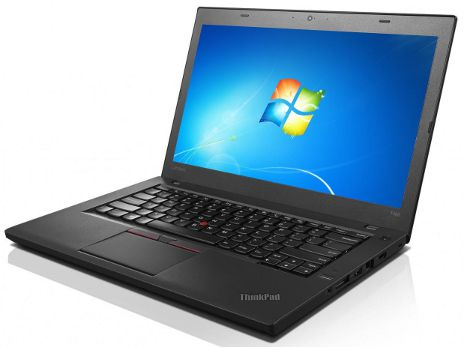 Test laptopa Lenovo ThinkPad T460