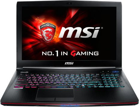 Test MSI GE62 6QC