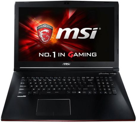 Test MSI GP72 2QE