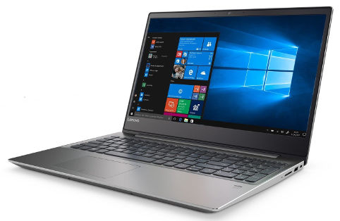 Test Lenovo IdeaPad 720