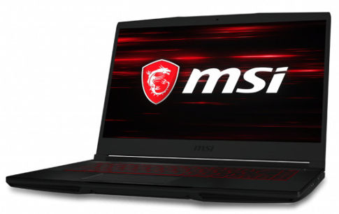 Test MSI GF63 Thin 9SC